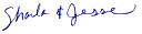Sharla's Signature
