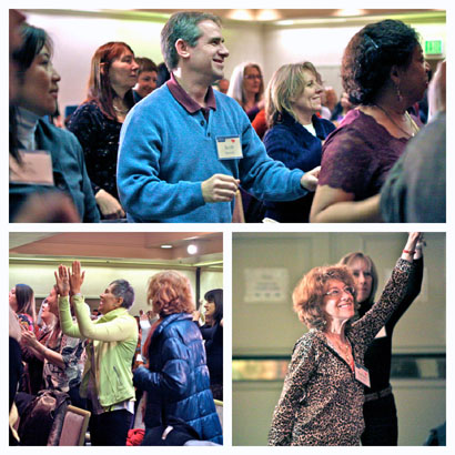 Client Attraction Summit  Dance Collage